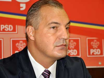 Mircea Drăghici, propus la Ministerul Transporturilor