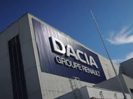 Producţia DACIA în România – primele 11 luni din 2017