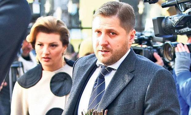 Radu Pricop, ginerele lui Traian Băsescu, audiat la Parchetul General în calitate de parte vătămată