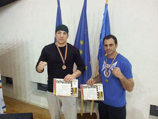 Sportivii Clubului Preda s-au bătut de Ziua Femeii şi-au ajuns campioni