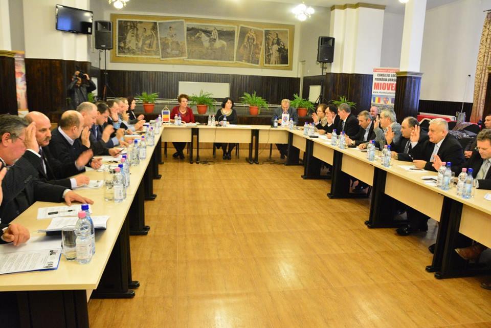 Adunarea Generală Ordinară a Acționarilor S.Ed.C Mioveni