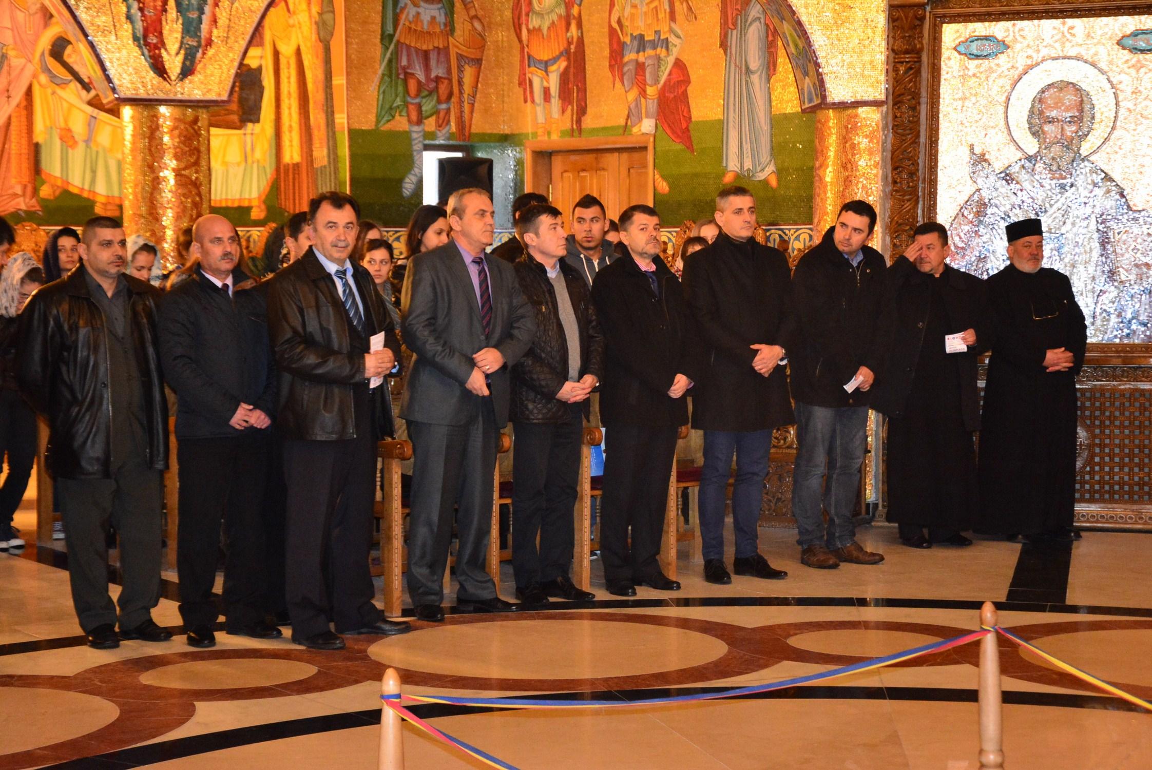 Deschiderea Olimpiadei Naționale de Religie la Mioveni