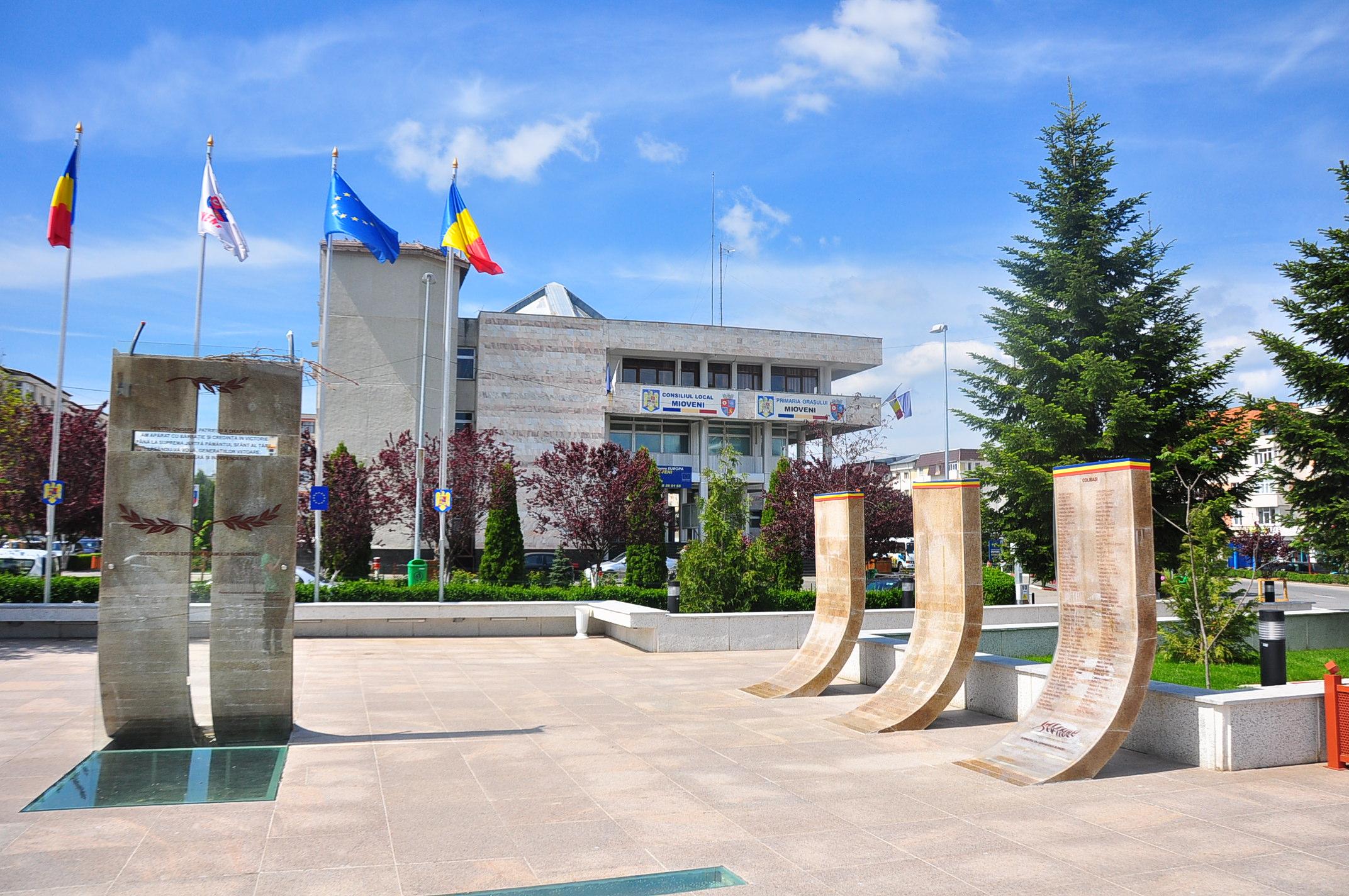 Primăria Mioveni: Program de lucru la ghişeele de încasări impozite şi taxe locale, în a doua zi de Rusalii