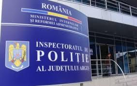 Mandate puse în executare de poliţişti în Argeş