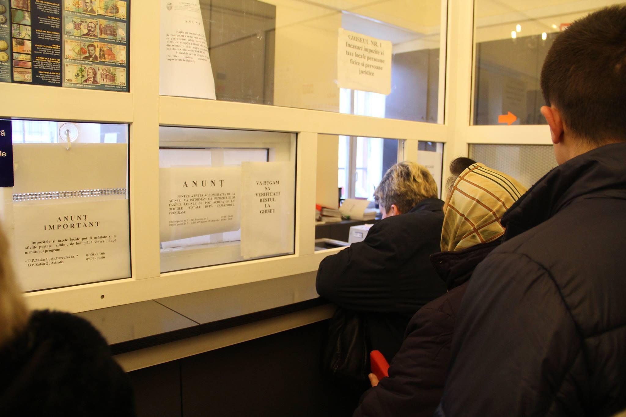 Termen prelungit pentru plata impozitelor şi taxelor locale