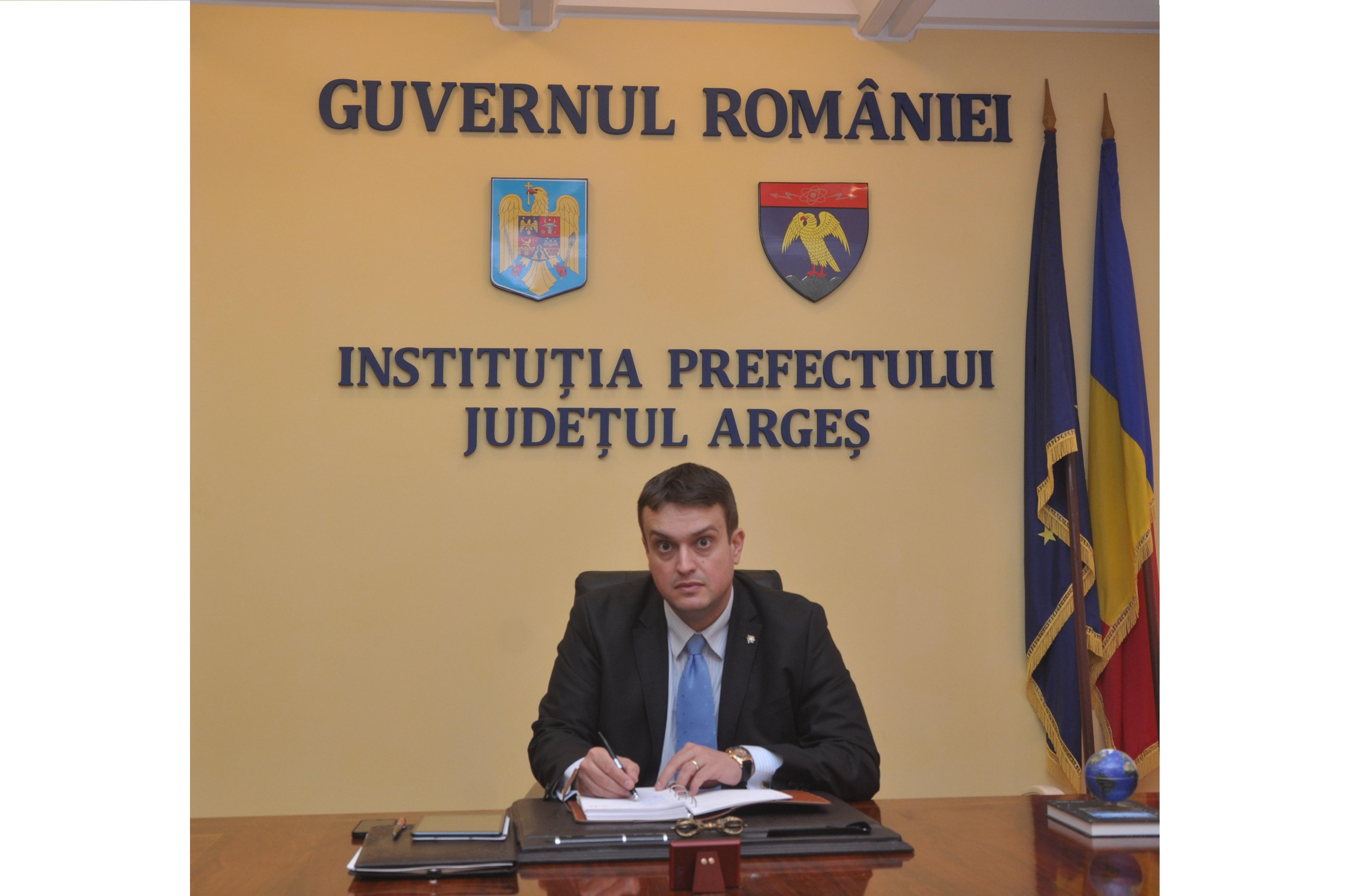 Prefectul Mihai Oprescu: Unii subprefecţi mai bine nu erau numiţi