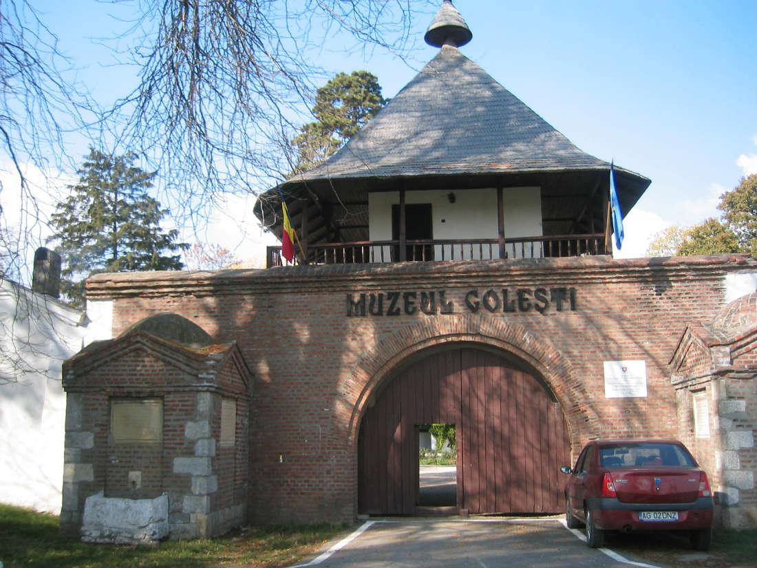 Conferinţă UNESCO la Muzeul Goleşti