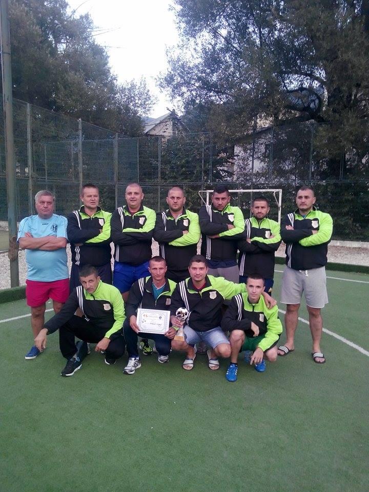 Echipa Primăriei Mioveni, locul 3 la Cupa AOR!