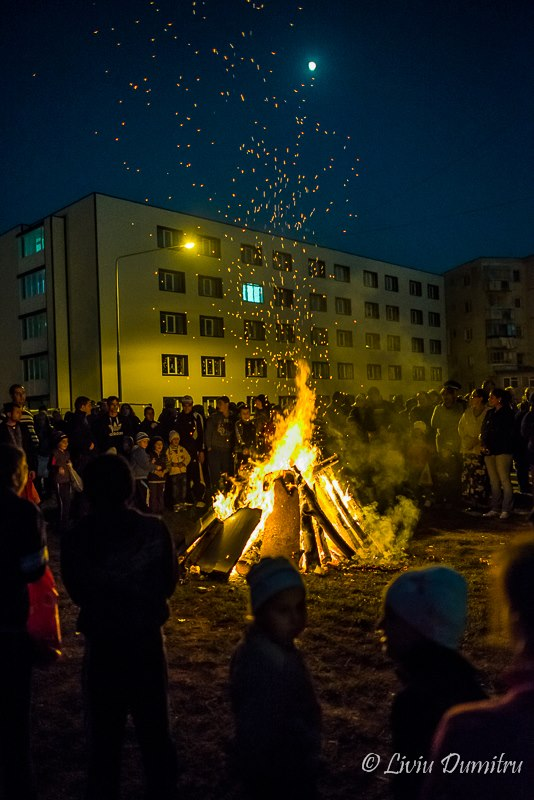Mioveni: Hai la focul lui Sumedru!