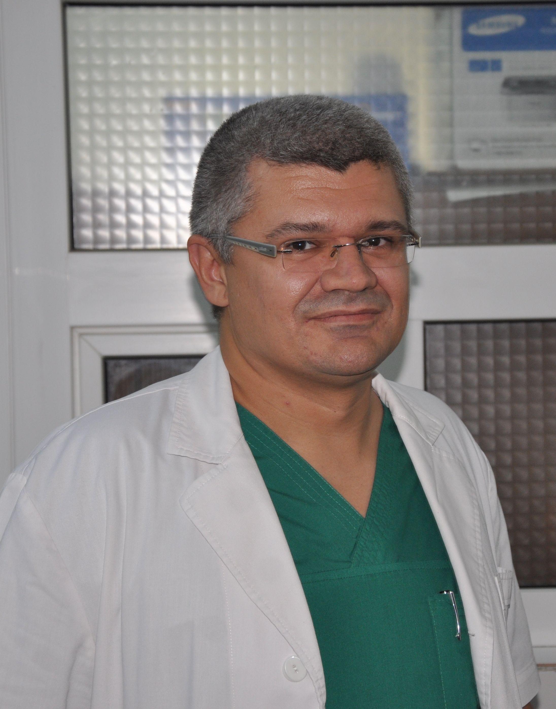 Dr. Dan Olariu – Noul manager al Spitalului Judeţean de Urgenţă