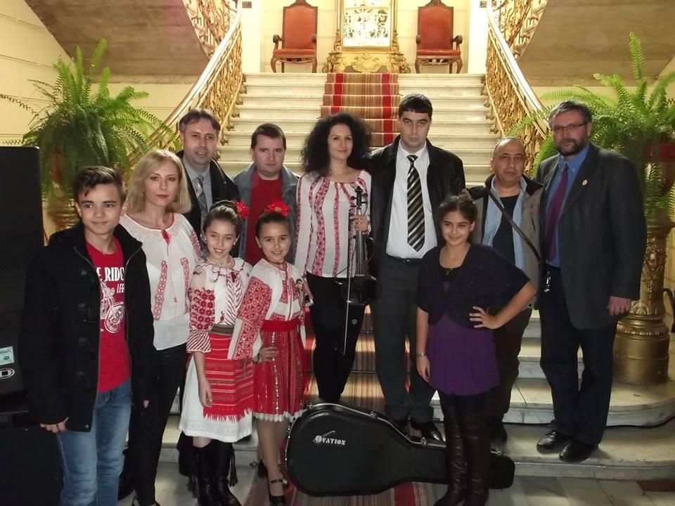 ZIUA NAȚIONALĂ A ROMÂNIEI A FOST SĂRBĂTORITĂ LA MUZEUL JUDEȚEAN ARGEȘ