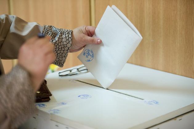 Prezența la vot în Argeș- peste media națională