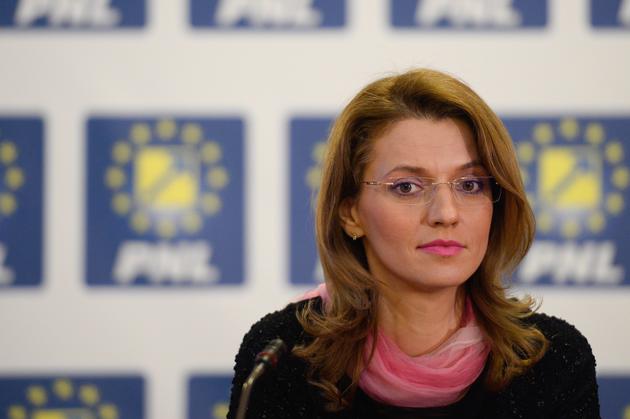 Alina Gorghiu: Coabitarea cu PSD este nocivă