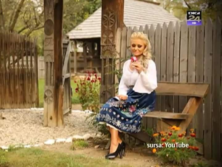 Pitesteanca Emilia Ghinescu, data exemplu de specialistii in folclor
