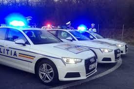 De Revelion, poliţiştii argeşeni au fost la datorie