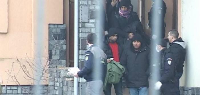 România, decizie tranşantă în privinţa ultimilor migranţi arabi