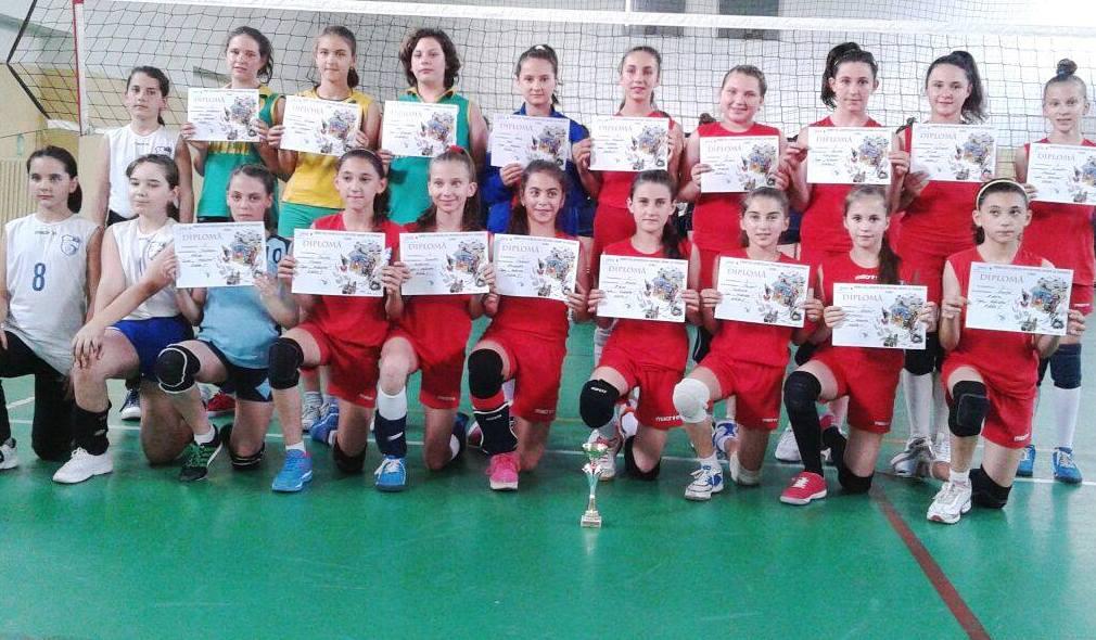 Voleibalistele de la Mioveni vor participa la turneul de la Piteşti