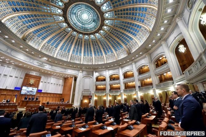 Premieră: România va avea un nou Parlament