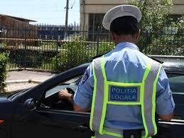 De azi, poliţiştii locali nu mai pot da amenzi în trafic!