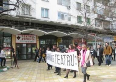 Vezi cine vrea șefia teatrului Așchiuță!