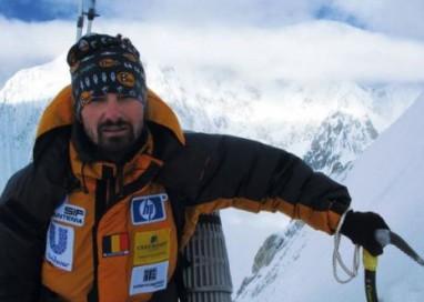 Un alpinist argesean la curtea lui Dacian Ciolos