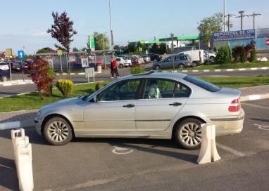 Ceartă în Piteşti – Nord pentru locurile de parcare