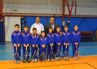 Tenismenii de la CS Dacia Mioveni 2012, start în două competiții