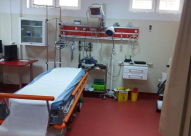 Unitatea de primiri urgenţe de la Pediatrie, inaugurată