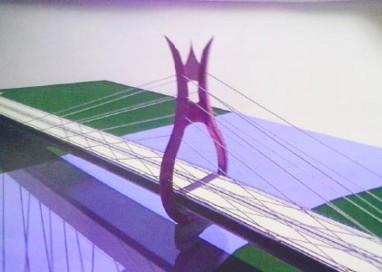 Vom avea al treilea pod peste râul Argeș. Ionică se gândește la al patrulea!
