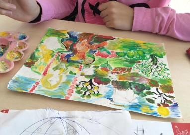Cursuri gratuite de pictură la Centrul Cultural Mioveni