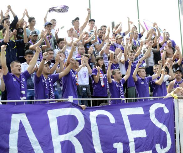 FC Argeş, în cantonament