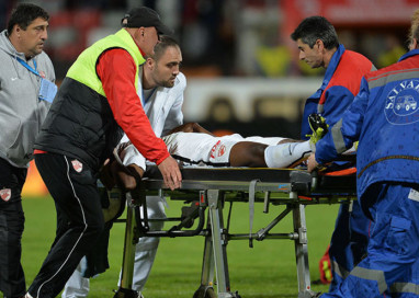 Control la serviciul de ambulanță privată Puls, după decesul fotbalistului Patrick Ekeng