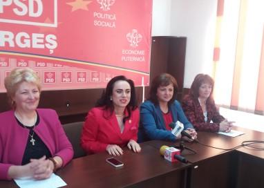 Femeile social-democrate câştigă mandate de viceprimari