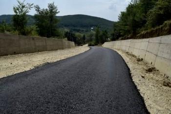 Drumul județean 741 Mioveni-Ștefănești a fost asfaltat