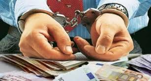 Reținut pentru evaziune fiscală