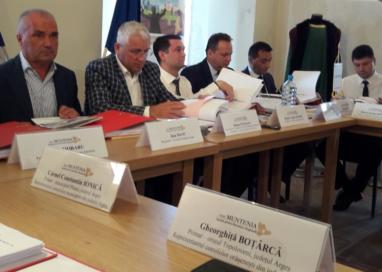 Ședința extraordinară a Consiliului de Dezvoltare Regională Sud Muntenia