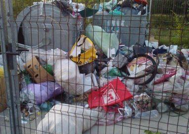 Moșoaia, comuna cu străzi peticite și mormane de gunoi
