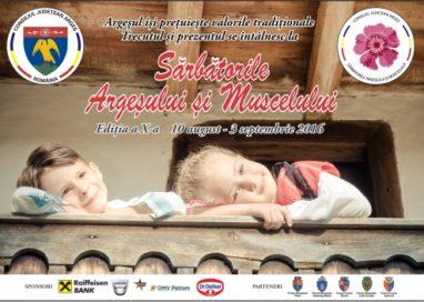 """Județul Argeș îmbracă haine de sărbătoare – Deschiderea oficială a """"Sărbătorilor Argeșului și Muscelului"""""""