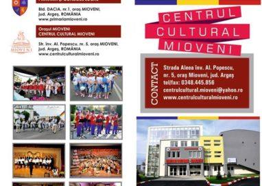 Se reiau cursurile gratuite la Centrul Cultural Mioveni