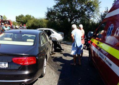 Fiul lui Fătuloiu, implicat într-un accident rutier!