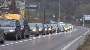 Lucrări pe DN7, între Râmnicu Vâlcea şi Piteşti! Trafic îngreunat!