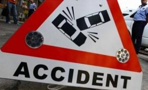 Accident la Budeasa.Patru persoane au ajuns la spital
