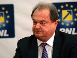 Vasile Blaga a demisionat de la conducerea PNL
