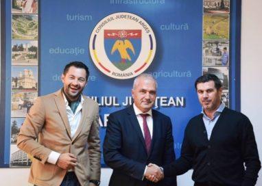 Norris Mageanu, președinte FRAS  la CJ Argeș
