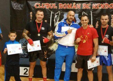 Sportivii de la CS Preda au obținut rezultate excepționale și la secția kickboxing