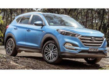 Peste 600 de Hyundai Tucson din România, rechemate în service