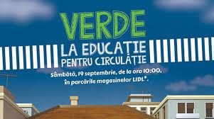 Poliția Română și Lidl dau Verde la educație pentru circulație