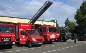Ziua Pompierilor, sărbătorită mâine la Pitești