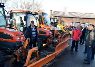 Autorităţile din Mioveni se pregătesc pentru iarnă
