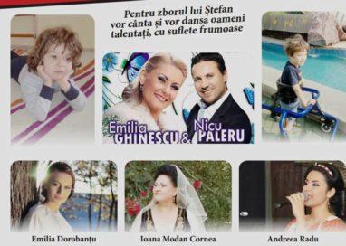 Aripi pentru Ștefan- Spectacol folcloric umanitar la Teatrul Alexandru Davila din Pitești